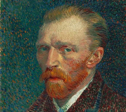 Vincent Van Gogh Enneagram 4w5